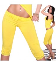 Racing Yellow 3/4 legice