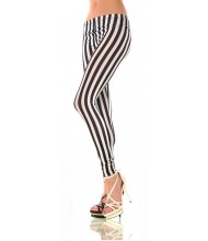Cotton Long Stipes legice